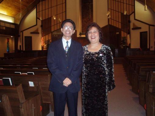 Rev. Jose & JulietFernandez
