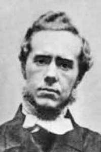 Hudson Taylor in 1865; Founder of China Inland Mission