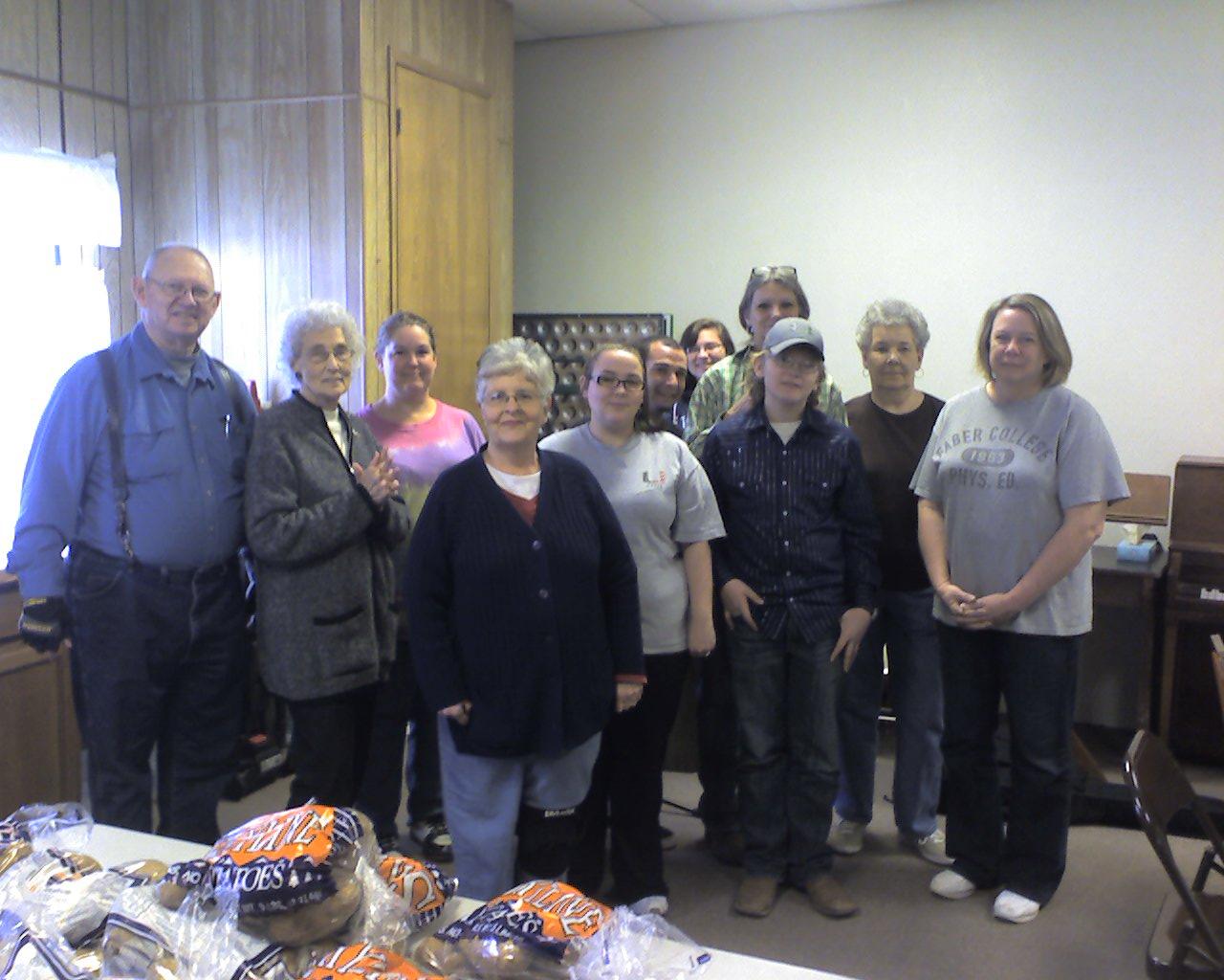 Immanuel Baptist Church Food Pantry
