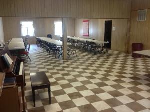 Fellowship Hall Retile 7