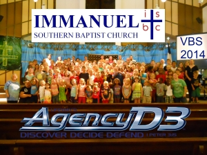 VBS 2014 Group