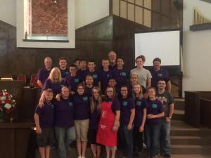 Falls Creek 2016 Report Group